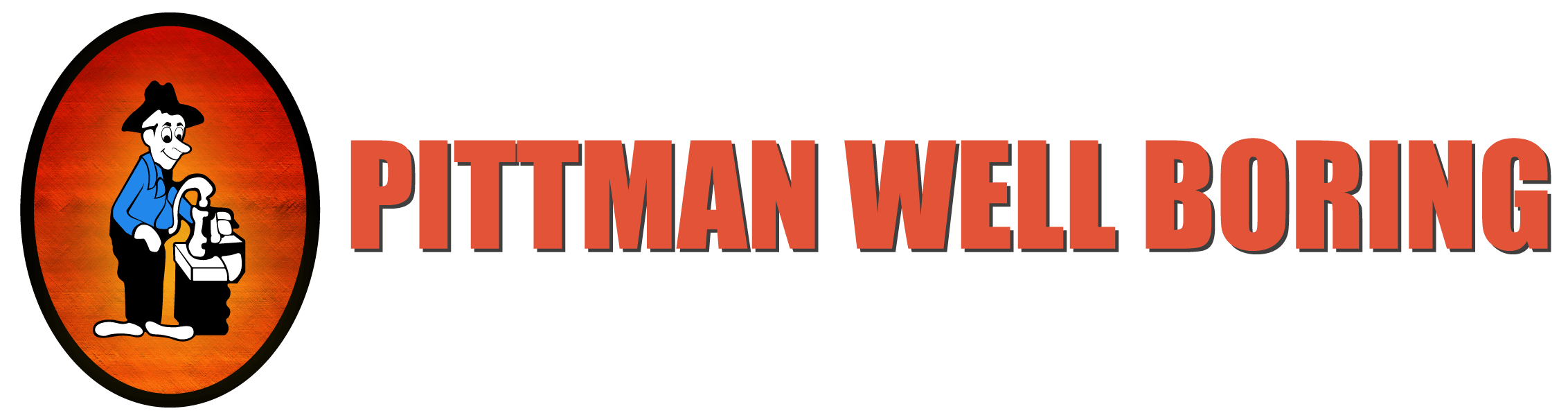 Pittman Well Boring logo